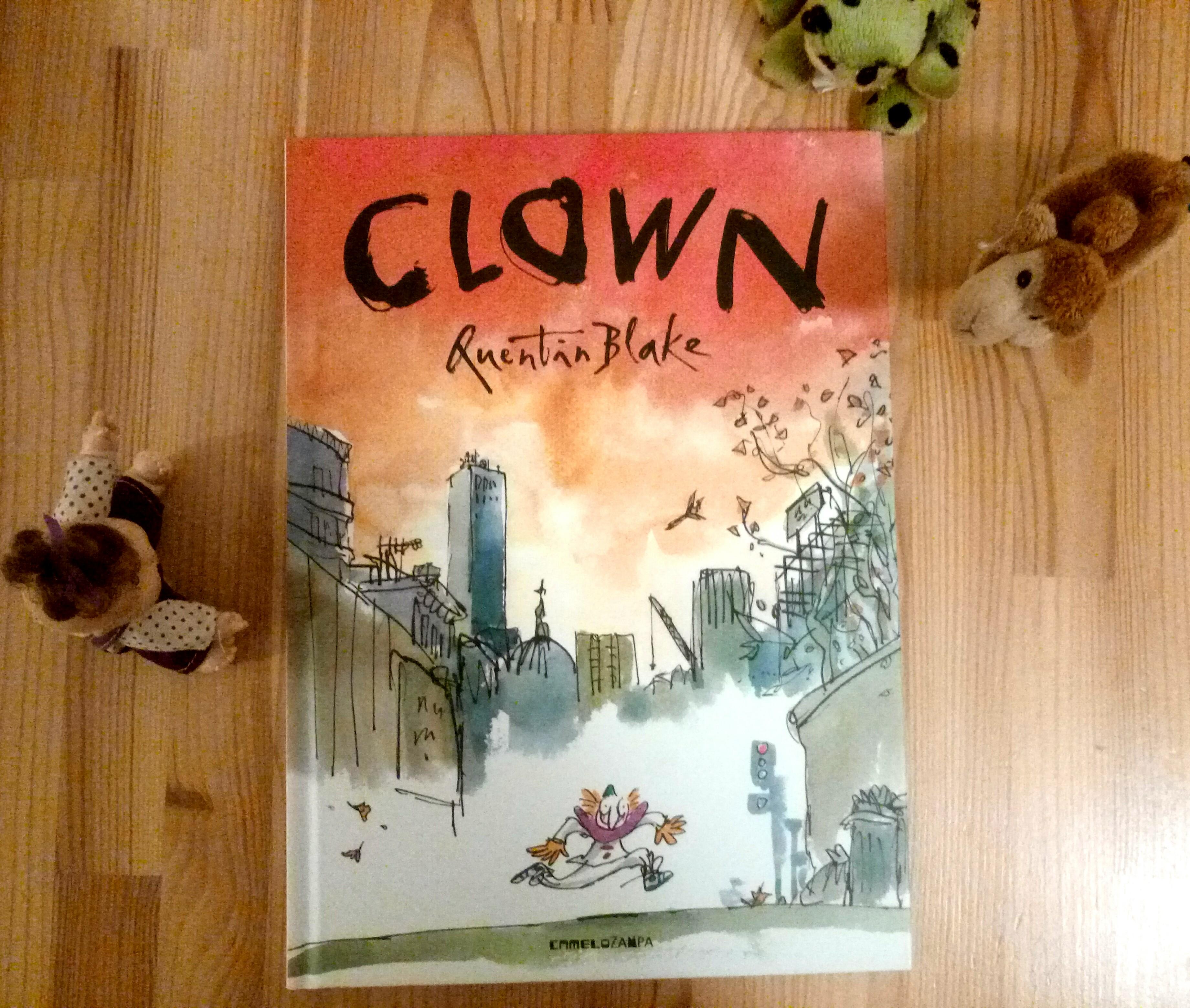Clown - Quentin Blake - Camelozampa