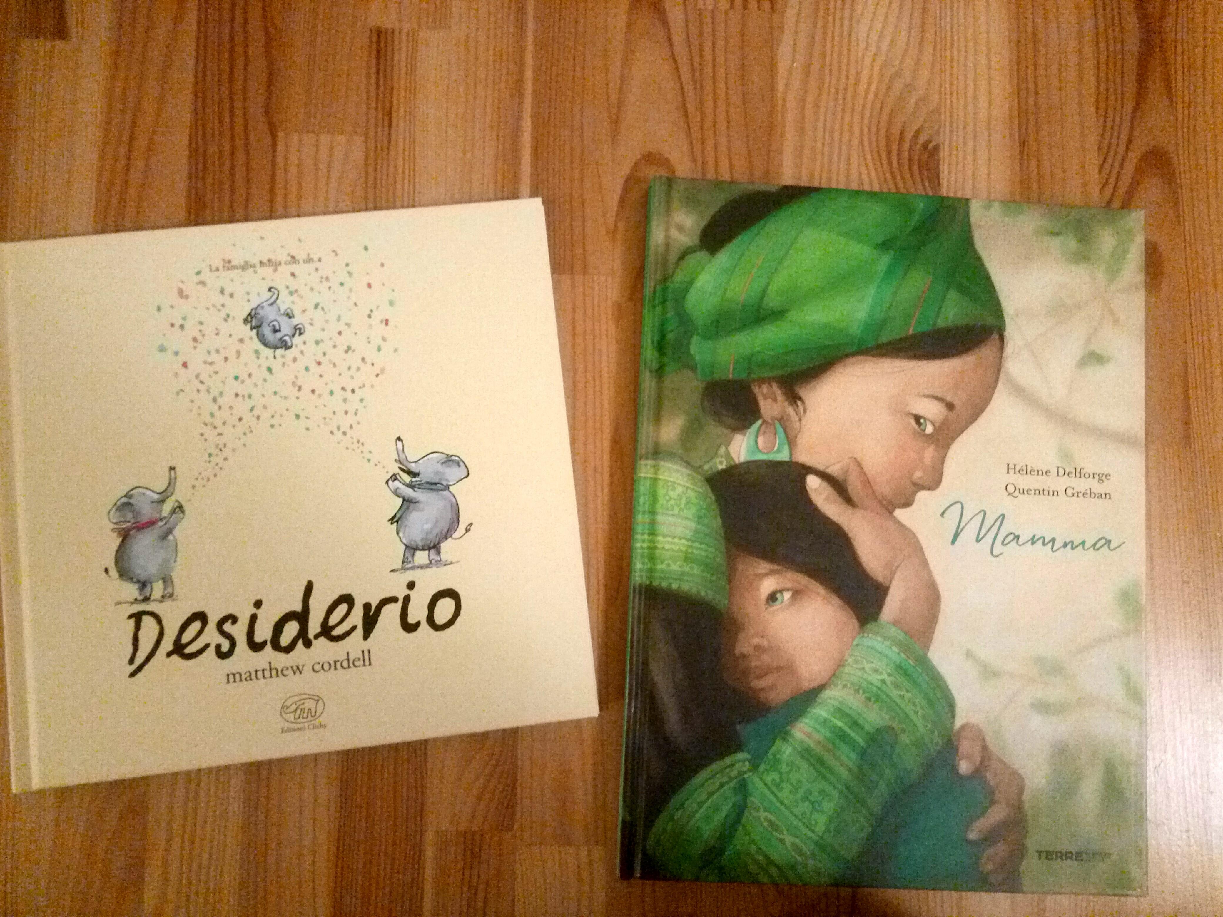 Libri per genitori attesa - Desiderio - Matthew Cordell - Mamma - Greban- Delforge