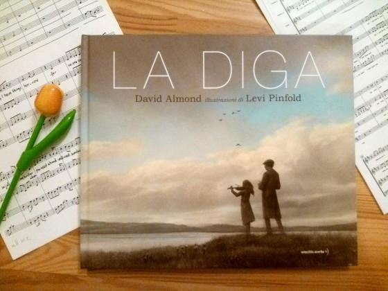 La diga - David Almond - Levi Pinfold - Orecchio acerbo