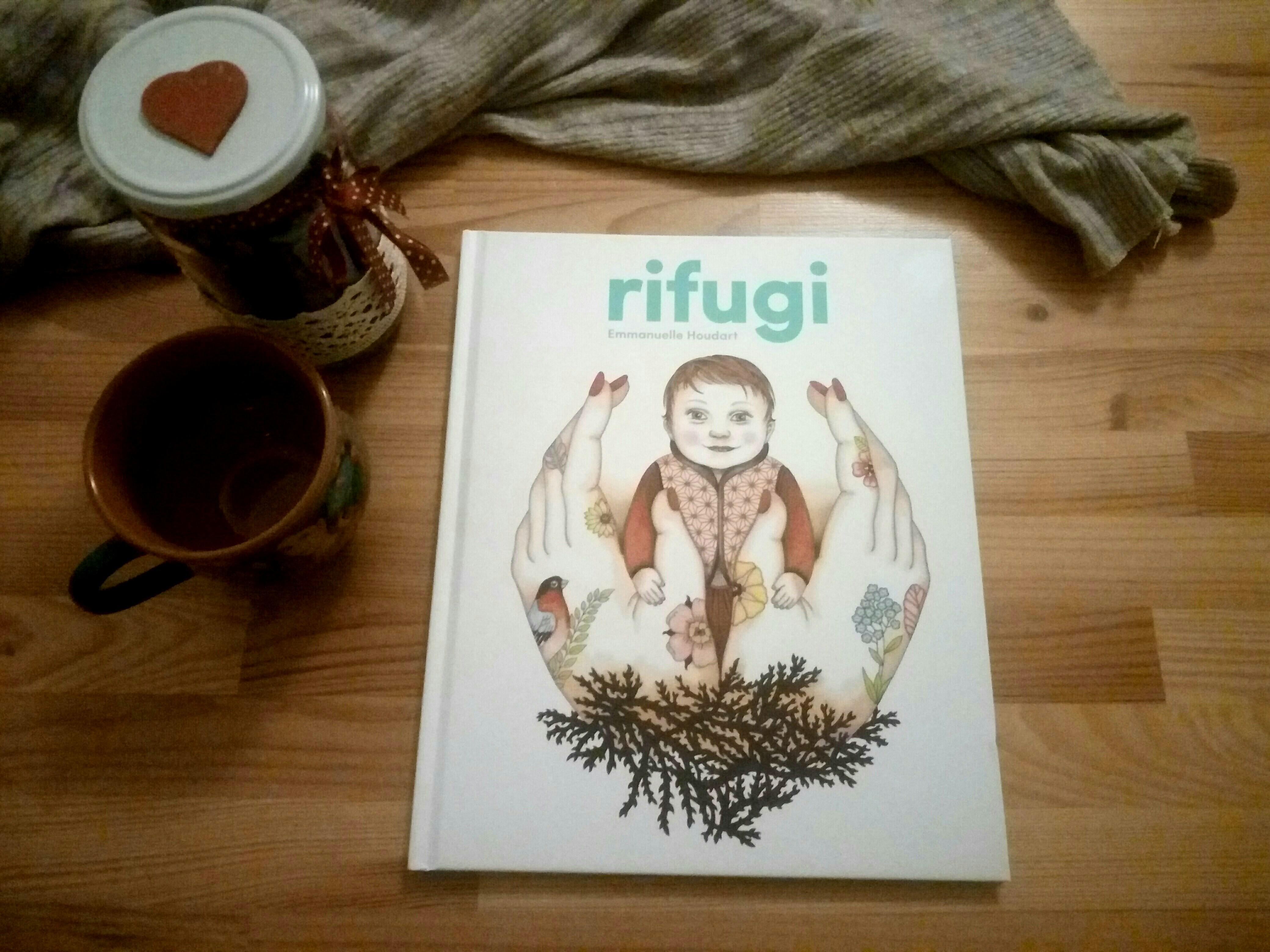 Rifugi - Houdart - Logos
