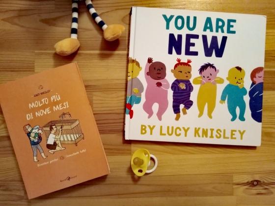 Lucy Knisley - Molto più di nove mesi - You are new