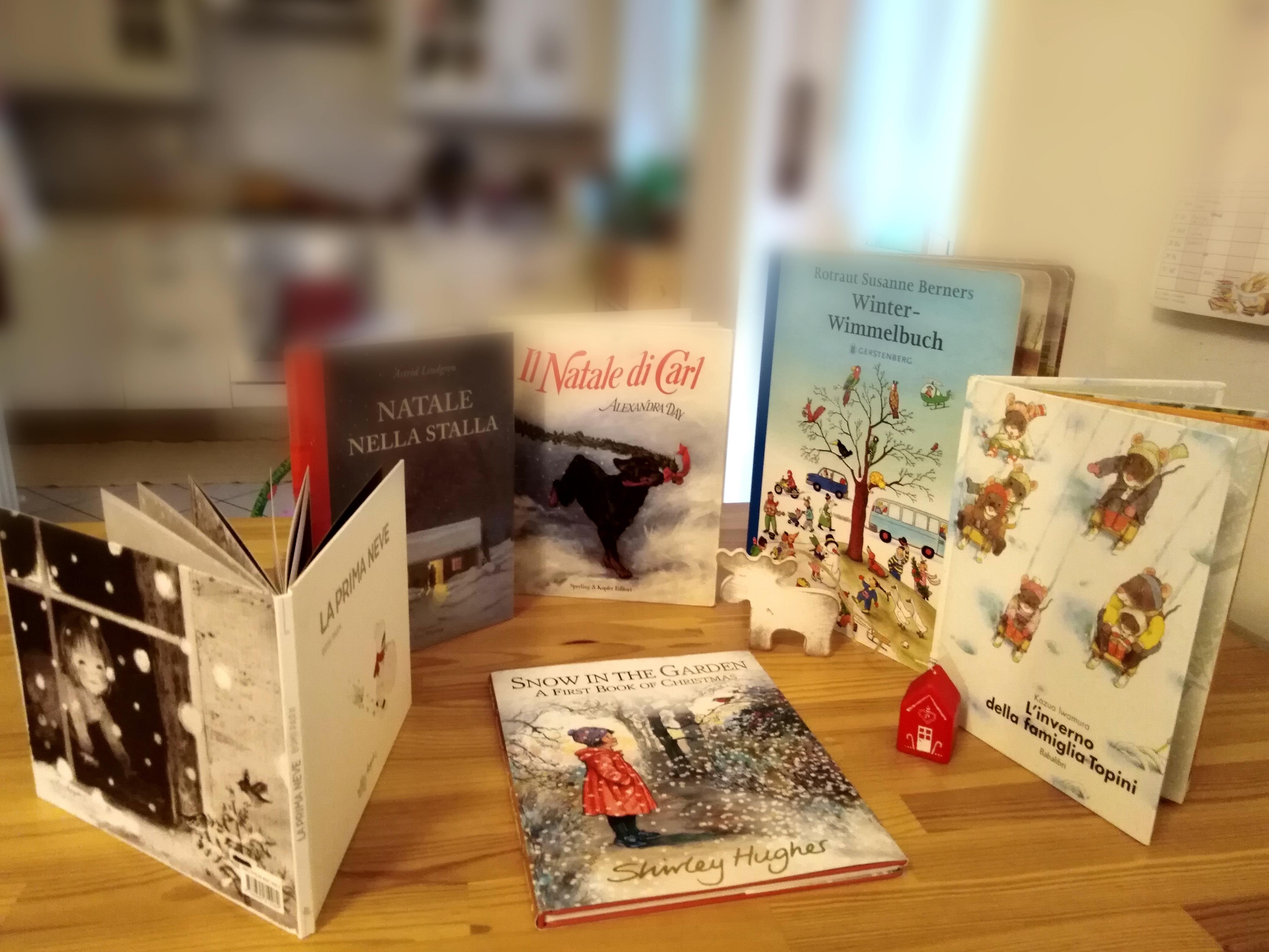 Libri per bambini sul Natale - Natale