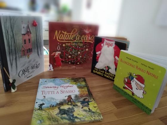 Libri bambini Natale - inverno