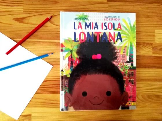 La mia isola lontana - Diaz - Espinosa - Mondadori