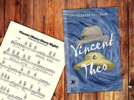 Libro Vincent e Theo - Giralangolo