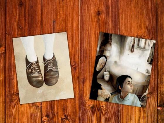 Gli zoccoli delle castagne - Barbara Ferraro