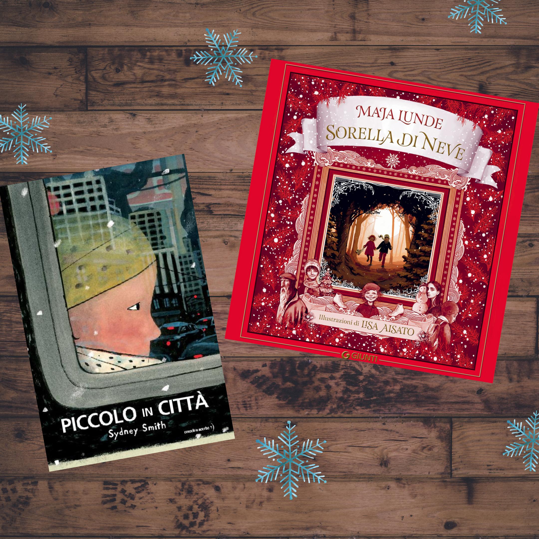 Libri per bambini Natale - inverno