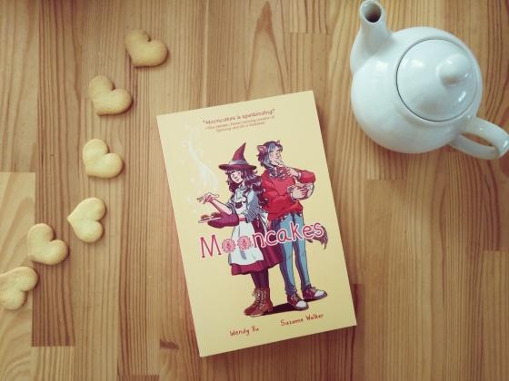 Libro Mooncakes di Wendy Zu e Suzanne Walker