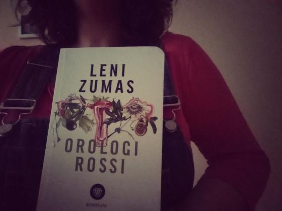 Libro Orologi rossi di Leni Zumas, Bompiani