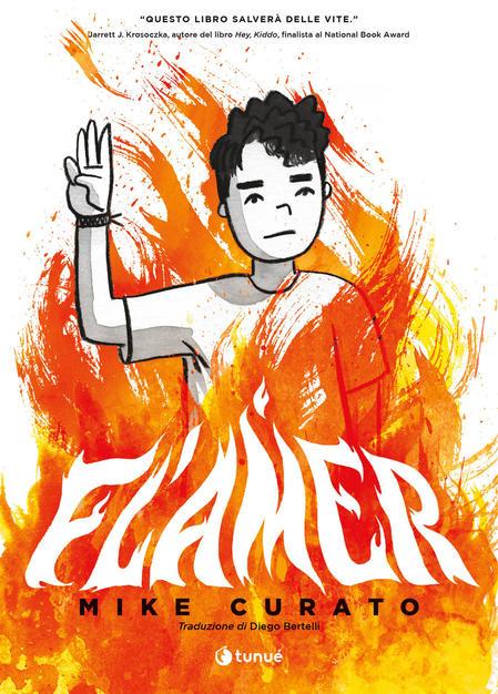 Libro Flamer di Mike Curato